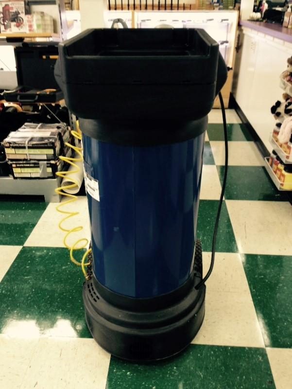 Campbell Hausfeld 26 Gallon Oil-Free Vertical Air Compressor