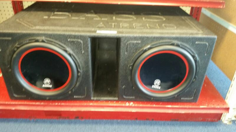 "DB DRIVE Car Speakers/Speaker System 12"" SUBS"