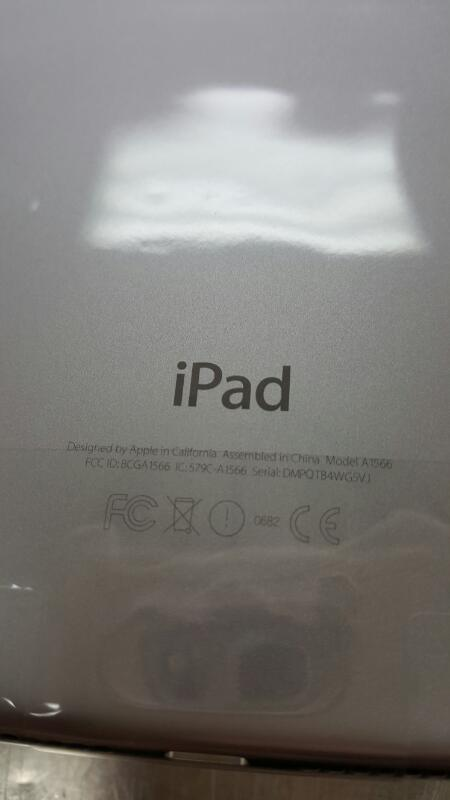 APPLE Tablet IPAD AIR 2 MGL12LL/A