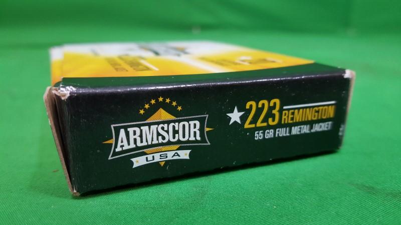 ARMSCOR Ammunition 223 223