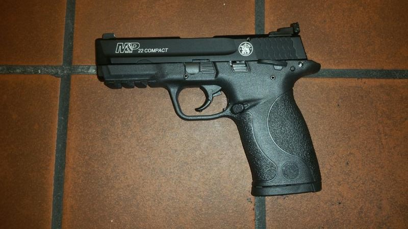 SMITH & WESSON Pistol M&P 22 COMPACT