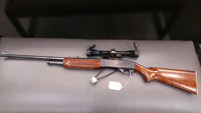 REMINGTON FIREARMS Rifle 760 BDL