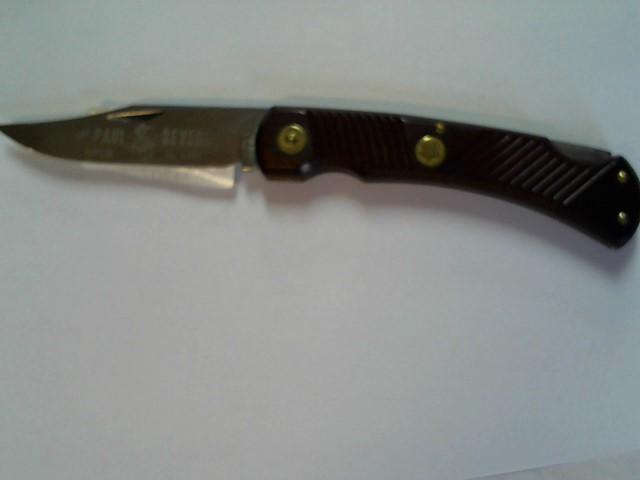 PAUL REVERE RAWHIDE 8450 U.S.A KNIFE