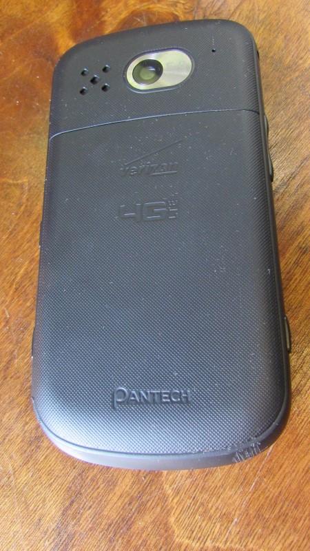 VERIZON - PANTECH BREAKOUT 4G SMART PHONE ADR8995
