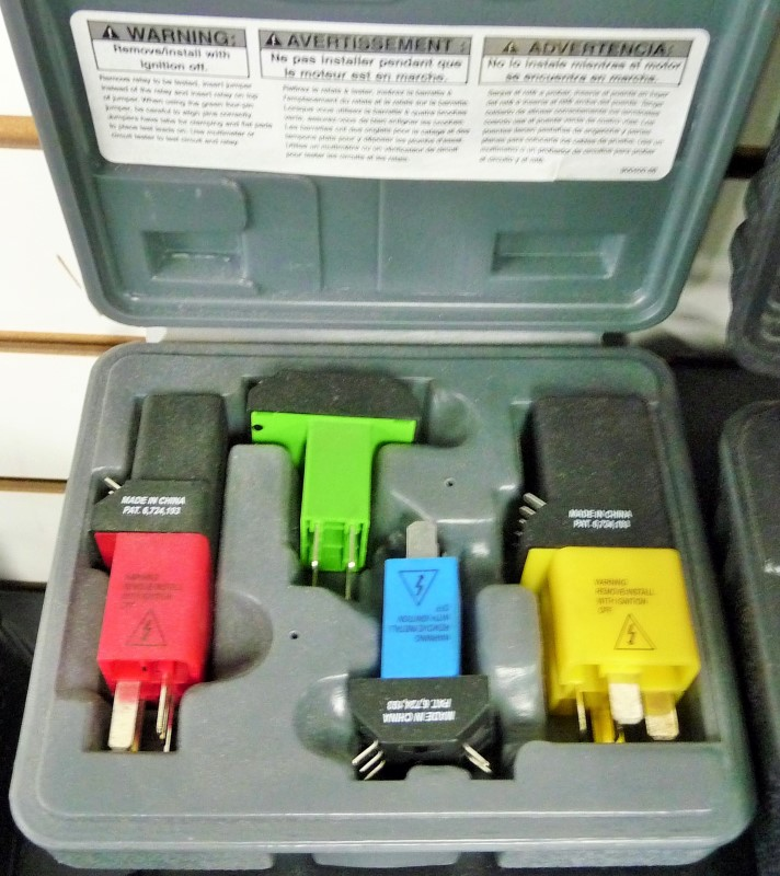 LISLE 56810 AUTO RELAY TEST KIT