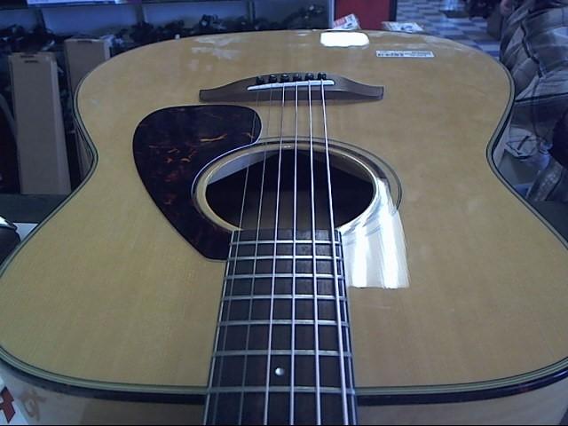 YAMAHA Acoustic Guitar FG-750S