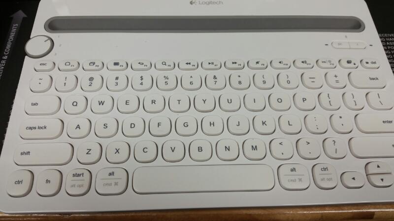 LOGITECH Keyboards/MIDI Equipment K480