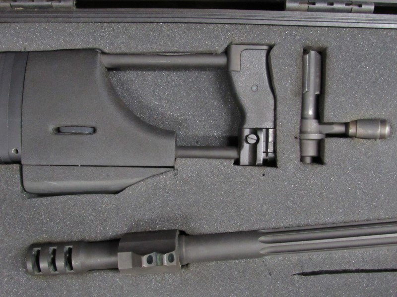 ULTIMATE ACCURACY RIFLE R.A.P.