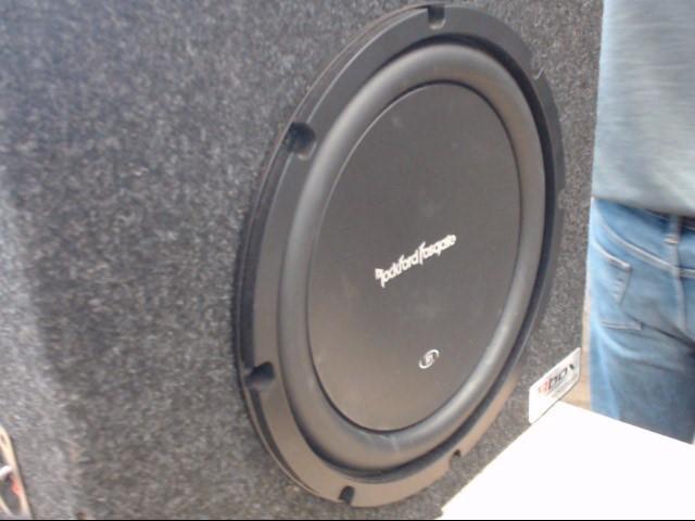 ROCKFORD FOSGATE Car Speakers/Speaker System R1