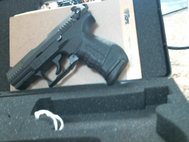 WALTHER ARMS Pistol P22
