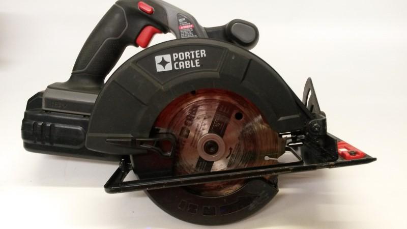 PORTER CABLE Circular Saw PC186CS