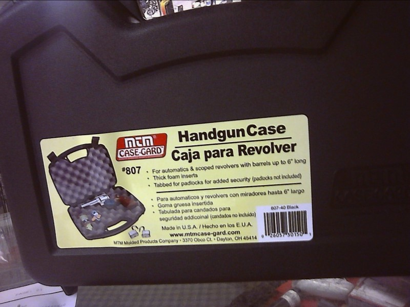 MTM CASE GARD Accessories CG-80740