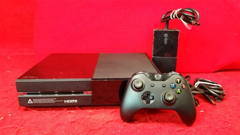 Microsoft Xbox One 500 GB Black Console