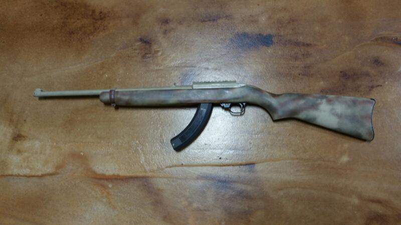 RUGER Rifle 10/22 FULL SYNTHETIC