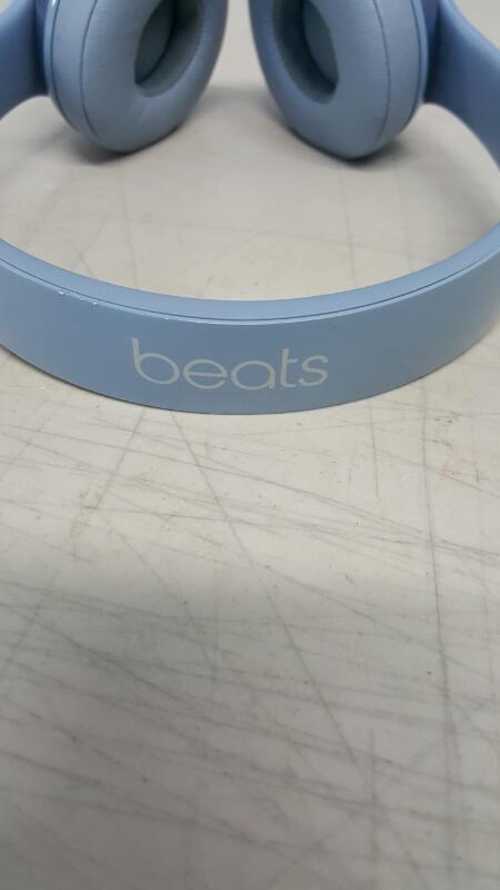 Beats By Dr. Dre Solo On-Ear Headband Headphones - Light Blue