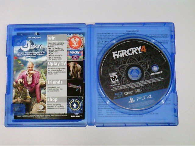 PS4 FARCRY 4 LIMITED EDITION