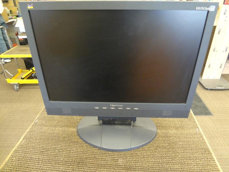 VIEWSONIC LCD MONITOR VA1912WB