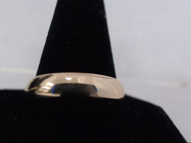 Gent's Gold Ring 10K Yellow Gold 2.2g