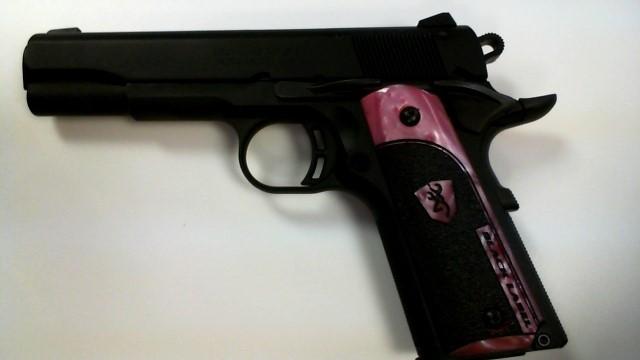 BROWNING Pistol BLACK LABEL 1911 22