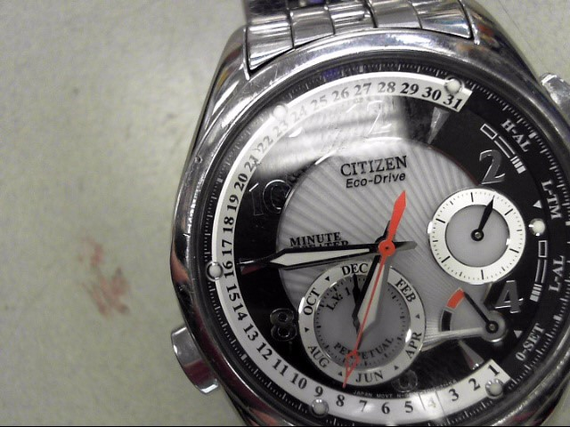 CITIZEN Gent's Wristwatch ECO DRIVE GN-4W-S-120