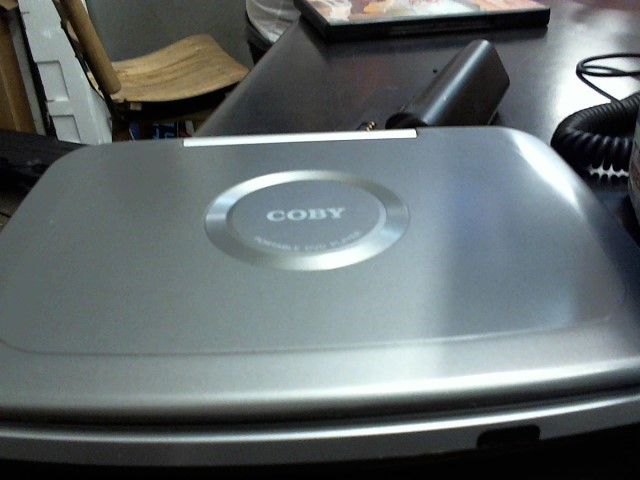 COBY Portable DVD Player TF-DVD7005
