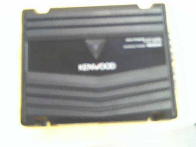 KENWOOD Car Amplifier KAC-5206