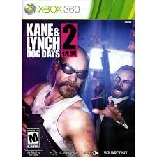 MICROSOFT XBOX 360 Game KANE AND LYNCH 2