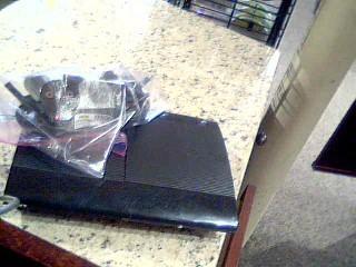 SONY PlayStation 3 PLAYSTATION 3 - SYSTEM - 250GB - CECH-4001B
