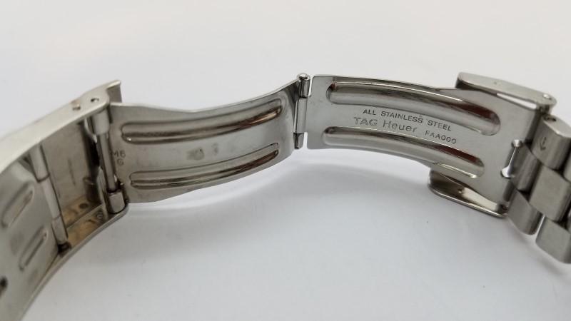 TAG HEUER Gent's Wristwatch CK1120