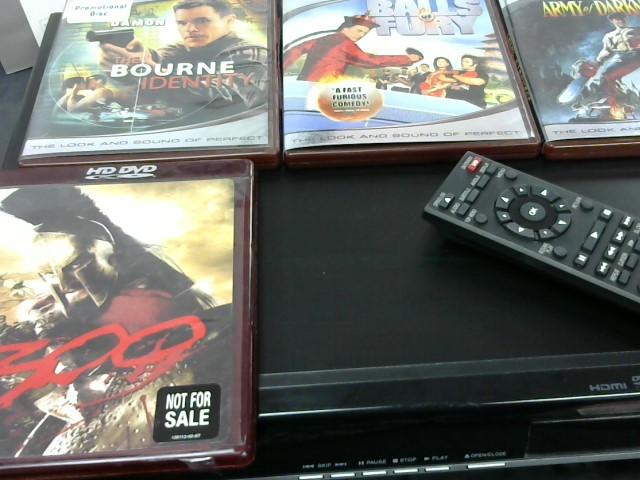 TOSHIBA DVD Player HD-D3KU