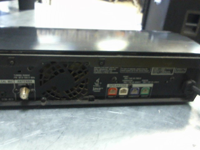 SONY DVD Player HBD-N790W