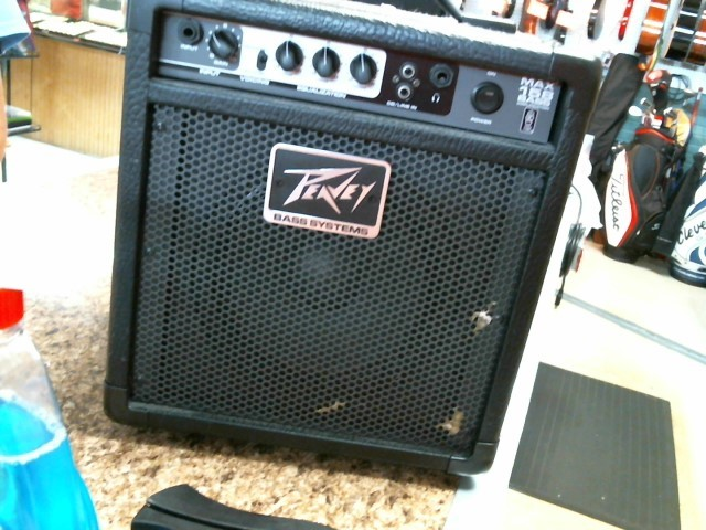 PEAVEY Bass Guitar Amp MAX 158 BASS