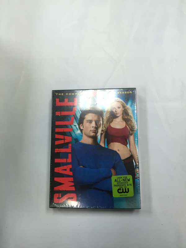 SMALLVILLE The Complete Seventh Season Brand New!
