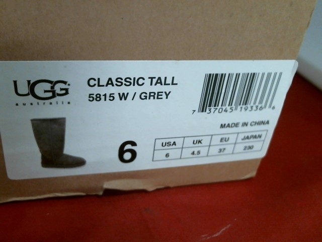 UGG Boots CLASSIC TALL