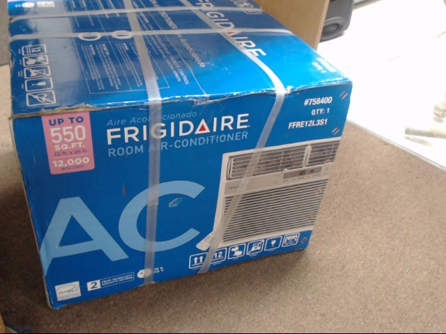 FRIGIDAIRE Air Conditioner 758400 758400