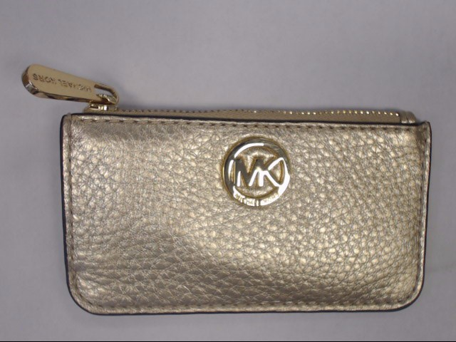 MICHAEL KORS Fashion Accessory LEATHER COIN WALLET