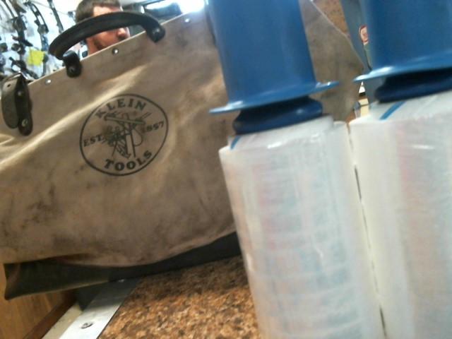 KLEIN TOOLS Drill Bits/Blades BAG W/ TOOLS