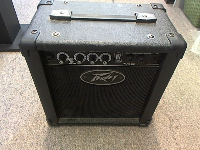 PEAVEY Electric Guitar Amp BACKSTAGE