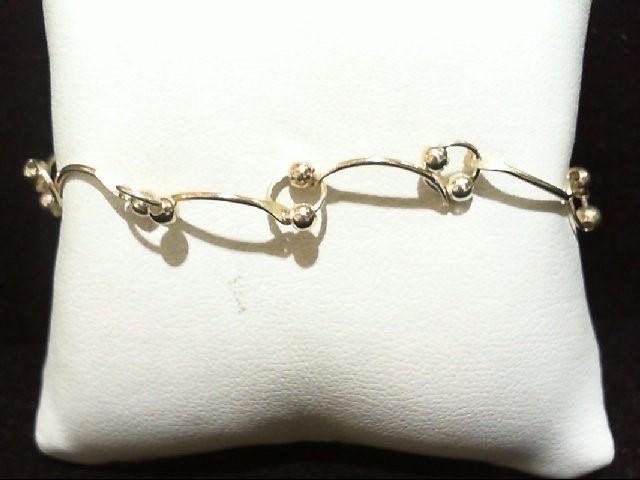 Silver Bracelet 925 Silver 3.6g
