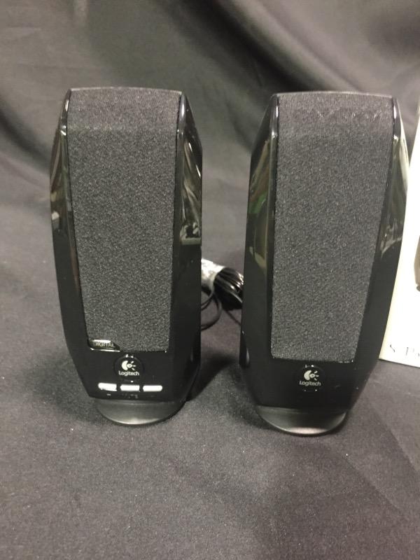 LOGITECH Computer Speakers S-150