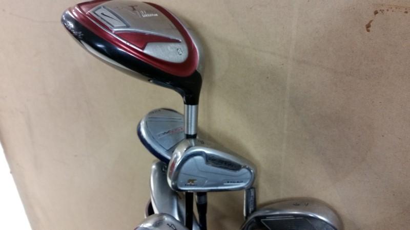 Callaway Big Bertha 3-10/PW Irons - Nike Driver - w/ Putter & Bag