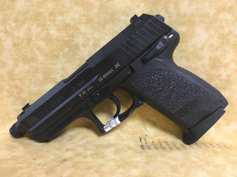 HECKLER & KOCH Pistol USP 45 CT T.B. HK USP 45 CT T.B.