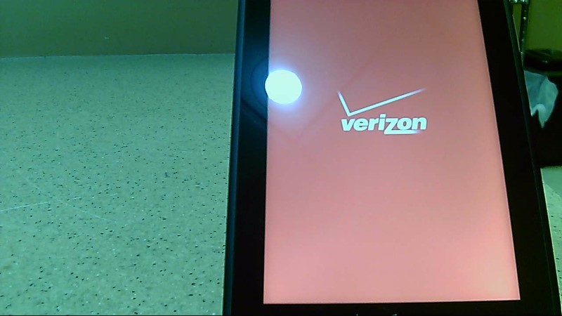 Preowned Verizon Wireless Ellipsis 7 Android Tablet 8GB