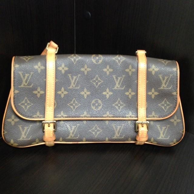 LOUIS VUITTON Handbag MARELLE PM