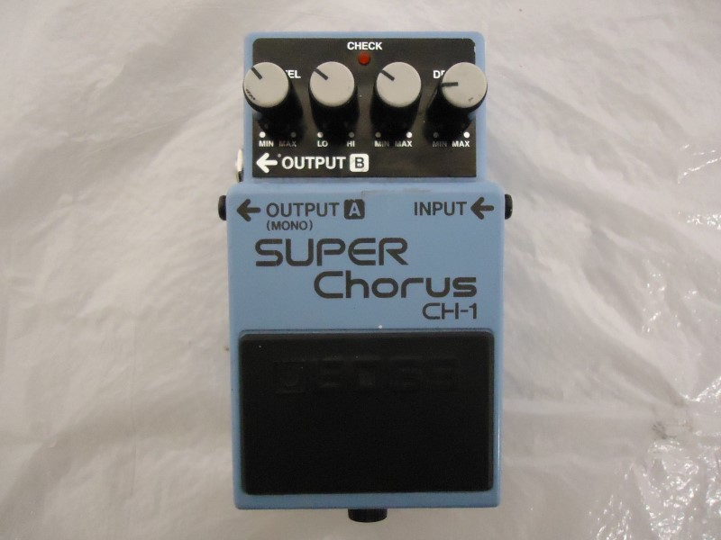 BOSS Effect Equipment CH-1