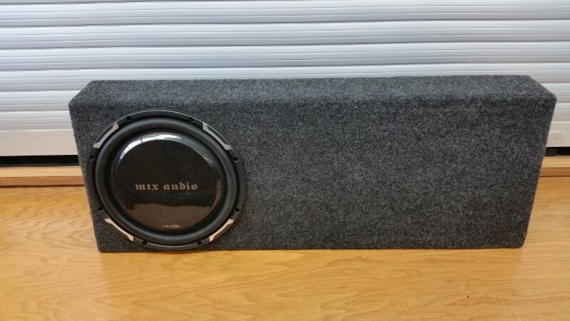 Mtx Audio Car Speakers/Speaker System TNS65