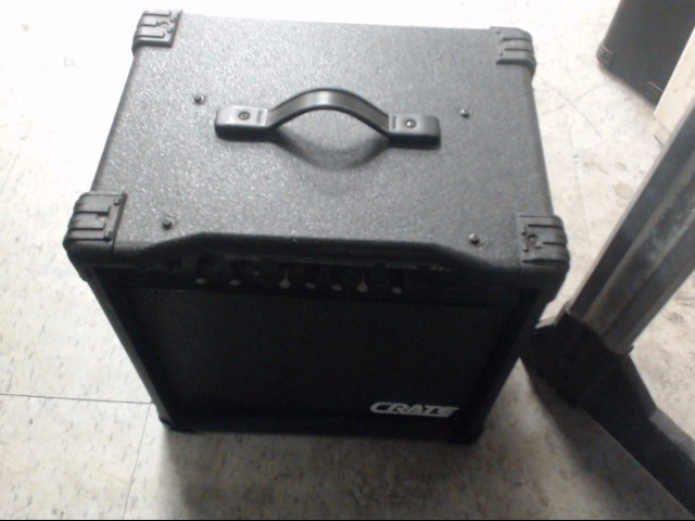 CRATE AUDIO Bass Guitar Amp BX-25