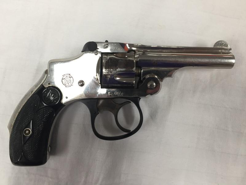 SMITH & WESSON Revolver .32 TOP BREAK REVOLVER