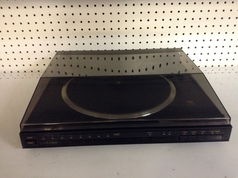 BSR Turntable XL-1200