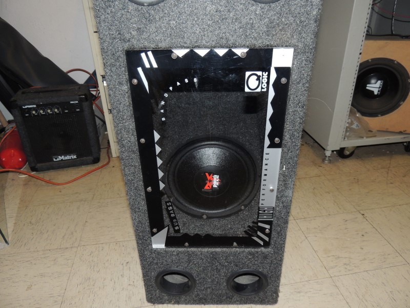 ROCKFORD FOSGATE Car Speakers/Speaker System PUNCH XLC